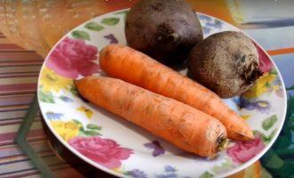 овощи для винегрета в микроволновке фото 1