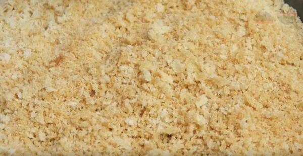 панировочные сухари в микроволновке фото 1