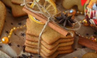 Имбирное печенье в микроволновке фото 7