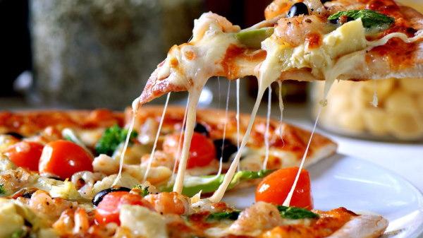 как приготовить замороженную пиццу в микроволновке фото 1