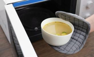 гороховый суп в микроволновке фото 8