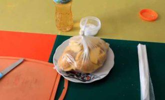 картошка в микроволновке по-деревенски фото 3
