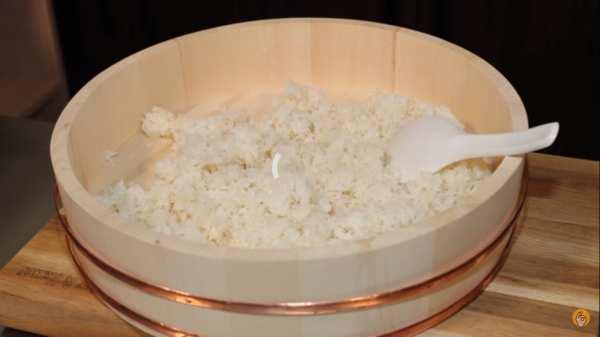 рис для роллов в микроволновке фото 10