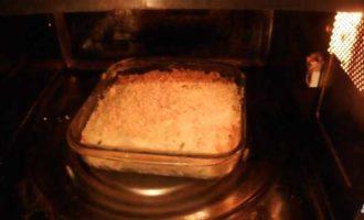 заливной пирог в микроволновке фото 5