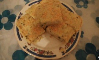 заливной пирог в микроволновке фото 6