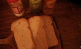 как поджарить хлеб в микроволновке фото 1