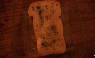как поджарить хлеб в микроволновке фото 2