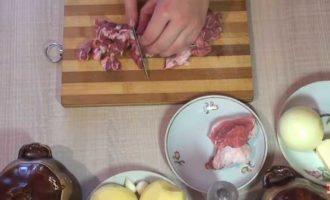 мясо в горшочке в микроволновке фото 2