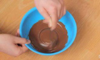 шоколадные маффины в микроволновке фото 4