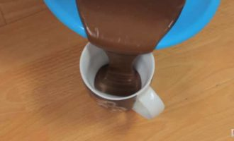 шоколадные маффины в микроволновке фото 5