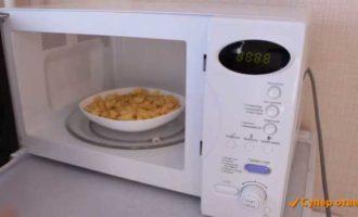 как пожарить в микроволновке картошку фото 4