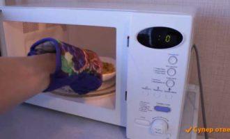 как пожарить в микроволновке картошку фото 6