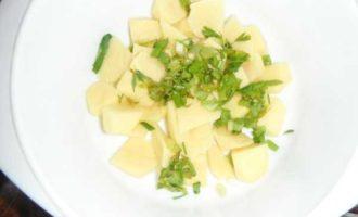 картошка в микроволновке с сыром фото 2