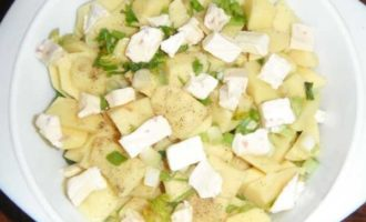 картошка в микроволновке с сыром фото 3