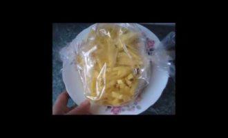 картошка в микроволновке в рукаве фото 6