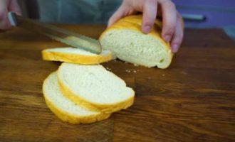 пицца на хлебе в микроволновке фото 1