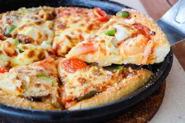 пицца на хлебе в микроволновке фото 7