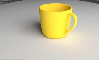 творожный кекс в кружке в микроволновке фото 4