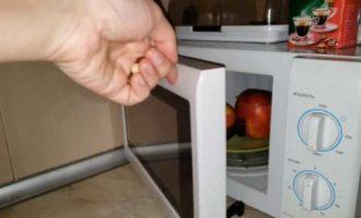 запеченные яблоки с медом в микроволновке фото 9