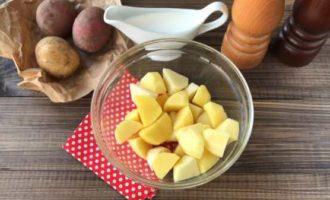 запеканка в микроволновке картофельная фото 3