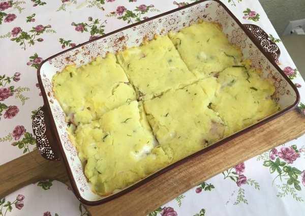 Рецепты картофельной запеканки: готовим в микроволновке