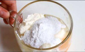 десерт из творога в микроволновке фото 7