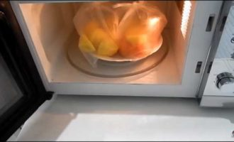 как сварить в микроволновке овощи фото 4