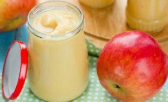 как запечь яблоко в микроволновке для ребенка фото 9