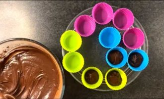 рецепт кексов в силиконовых формочках в микроволновке фото 5