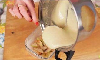 десерт из яблок в микроволновке фото 8