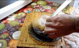 как запечь картошку в микроволновке в мундире целиком фото 2