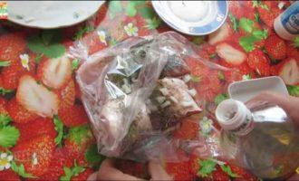 как запечь рыбу в микроволновке фото 4