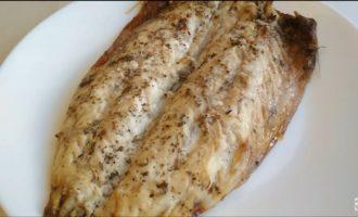 рыба гриль в микроволновке фото 1