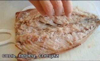 рыба гриль в микроволновке фото 5