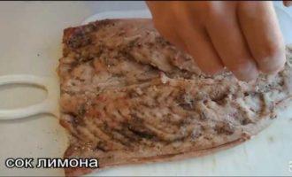 рыба гриль в микроволновке фото 6