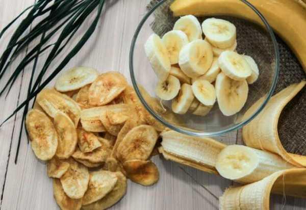банановые чипсы в микроволновке фото 7