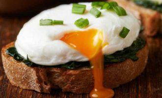 как приготовить яйца в микроволновке без скорлупы фото 4
