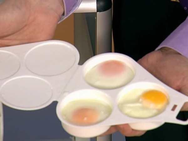 как приготовить яйца в микроволновке без скорлупы фото 7
