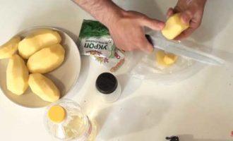 как сварить картошку в микроволновке в пакете фото 2