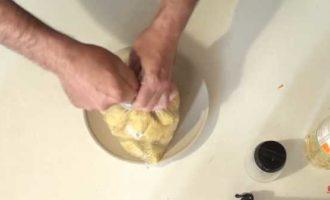 как сварить картошку в микроволновке в пакете фото 5