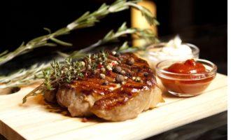 мясо в микроволновке гриль фото 5