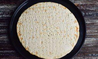 пицца в микроволновке на готовой основе фото 1