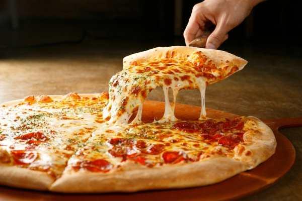пицца в микроволновке на готовой основе фото 7