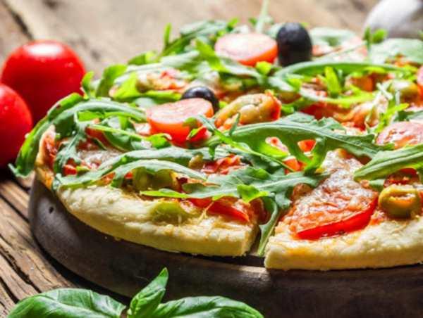 пицца в микроволновке на готовой основе фото 8