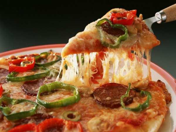 пицца в микроволновке на готовой основе фото 9