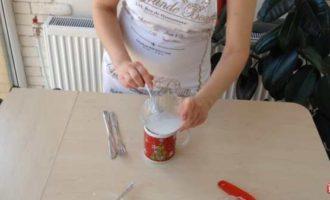 шоколадный кекс в микроволновке в кружке фото 3