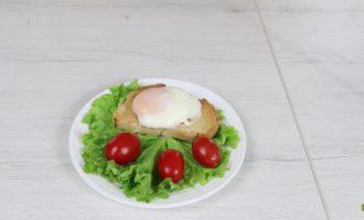 яйцо пашот в микроволновке рецепт фото 4