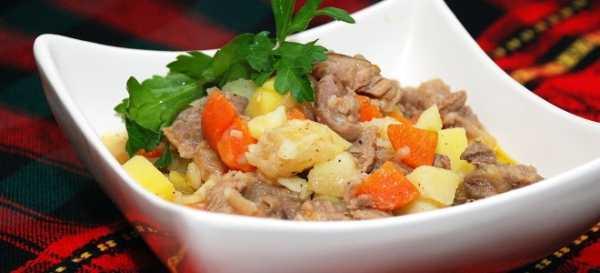 картошка с мясом в микроволновке фото 5