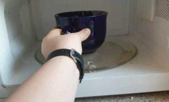 кекс в микроволновке без какао фото 10