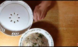 куриные котлеты в микроволновке фото 6